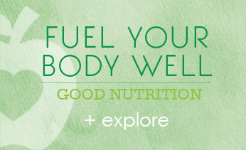 Fuel Your Body Well